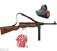 Replica WW2 German SS MP41 Non-Firing Prop Machine Gun With Sling