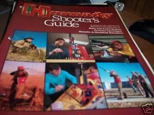 Hornady Shooter's Guide