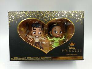 Pack Figurines Funko Disney Princess Naveen and Tiana