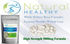 WHITE KIDNEY BEAN EXTRACT 120 CAPSULES WEIGHT MANAGEMENT CARB BLOCKER DIET PILLS