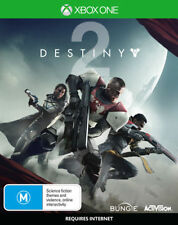 Destiny 2 with Exotic Weapon DLC Xbox One Game Activation Brand New In Stock
