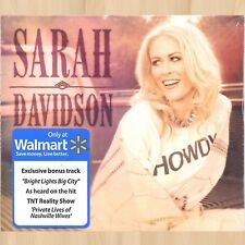 +1 BONUS TRACK------> SARAH DAVIDSON Private Lives of Nashville Wives WALMART CD