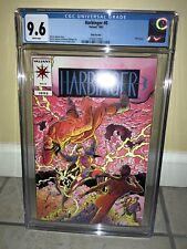 Valiant Harbinger #0 1992 pink variant CGC 9.6