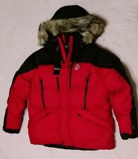 RALPH LAUREN POLO SPORT PARKA, VERY WARM, in PATRIOT RED, Size L, RARE!!!