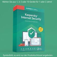 Kaspersky Internet Security 2020 - 1 PC Vollversion De Haendler