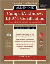 CompTia Linux+/Lpic-1 Certification All-In-One Exam Guide, Second Edition.