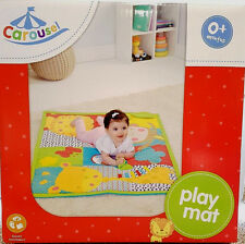 Carousel Play Mat Padded Toy Baby Play Mat 0 m+ Brand New In Box, Great Gift
