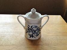 ROYAL Staffordshire j&g Meakin LIBERTY IRONSTONE due Maniglia Porcellana sugar bowl
