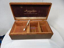 Garcia Y Vega Cedar/Brass Salesman Cigar Display Box