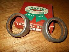 NORS Trostel Ft. Wheel Seals, 1955-1957 Hudson Nash Statesman Ambassador 3141148