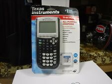 *New* Texas Instruments Ti-84 Plus Graphing Calculator