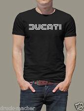 T-shirt ducati Classic-talla niños 116-XXXL desmo monstruo serigrafía!!!
