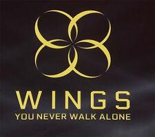 BTS WINGS You Never Walk Alone CD+Poster+Recht+Geschenk+1pFoto Book+1 S.Foto!