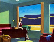 Hopper Edward Western Motel Canvas 16 x 20   #4706