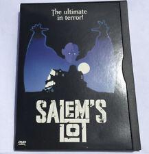 Salem's Lot - 1979 (DVD) Snapcase