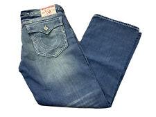 True Religion Ricky Big T Mens Tag 40 L33 Denim Jeans Boot Cut M24201319 NWT