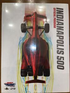Indy 500 May 27th 2018 PennGrade 102nd Running Program and Grand Prix Program
