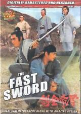 The Fast Sword Digitally Remastered and Restored Chang Yi