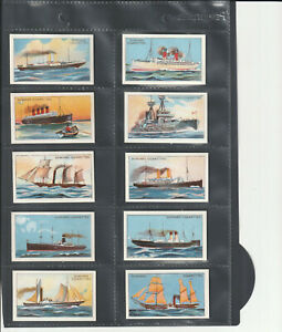 Evolution of the Steamship by Duncan