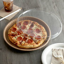 13 Bake And Show Kraft Oven Safe Takeout Cookie Pizza Tray With Lid 30case