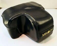 Minolta CB-70 Maxxum Semi-Soft Ever ready Case for 7000 50mm 35-70mm lens