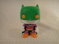 Funko Pop Super Heroes #65 The Joker Batman Vinyl Loot Crate Exclusive Figure