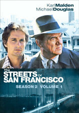 The Streets of San Francisco: Season 2, Volume 1 (DVD,2008)