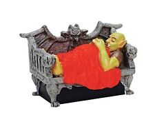 Miniature Dollhouse Fairy Garden Halloween Napping Monster - Buy 3 Save $5