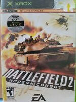 Battlefield 2: Modern Combat (Microsoft Xbox, 2005) no manual