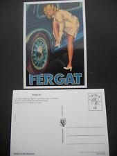 CARTOLINA/POSTCARD FERGAT RUOTE N.810