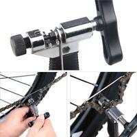 Stainless Steel Bike Hand Repair Bicycle Accessories Bicycle Chain Breaker L7N6