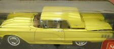 """1/18 1960 Ford Thunderbird hard top ,  in the box, """"AS IS"""""""