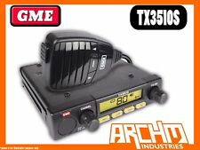 GME TX3510S UHF CB RADIO- 80CH 5 WATT COMPACT DSP SCAN SUITE
