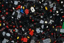 Lego® 50 Reifen Räder - 25 Achsen Fahrzeuge Auto Kg Konvolut Sammlung