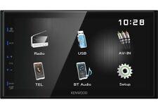 Kenwood DMX110BT Radio 2 DIN für Audi A4 (B7/8E) 2004-2008 anthrazit auf Bose