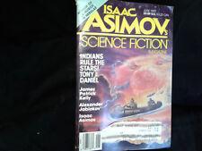 ISAAC ASIMOV'S SCIENCE FICTION MAG June 1991 James Patrick Kelly, Eileen Gunn