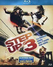 Step Up 3 Slip Case Blu Ray Perfetto Corriere a 5,5 Eu Sconto EU 5 x Spesa EU 50