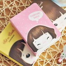 Lots 160 Pages Mini Diary Book Planner Journal Scheduler  Agenda Pocket Notebook