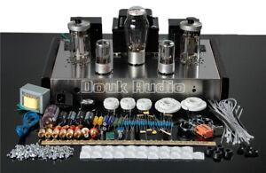 HiFi FU50 Valve Tube Amplifier Single-ended Class A Stereo Power Amp DIY Kit