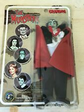 """Grandpa Munster 8"""" Action Figure MEGO-Style by Classic TV Toys NIP SAVE$$"""