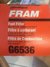 Fram Fuel Filter Gas New Honda Prelude Mazda 626 Ford Probe G6536 original