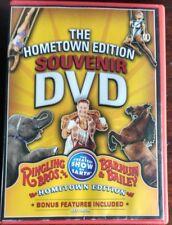 Ringling Brothers Barnum & Bailey Hometown Edition Souvenir DVD