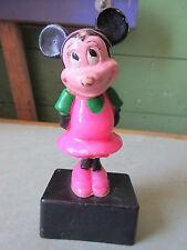 Old Vintage Minnie Mouse Pencil Sharpener Walt Disney Hong Kong