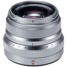 Fujifilm XF 35mm F2.0 R WR X Mount Lens Silver Cc1098