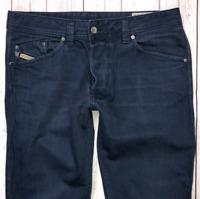 Mens DIESEL Darron Jeans W31 L30 Blue Regular Slim Tapered Wash 008QU