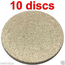 Coral Frag Disc Xl 3 Inch Circle 10 Discs Fast Free Usa Shipping