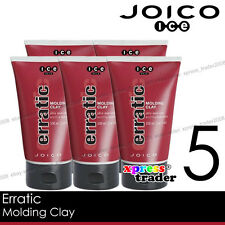 Joico ICE Erratic Hair Molding Clay 100ml 3.4oz 5pcs