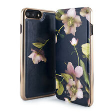 Ted Baker® EARTHER Womens Floral Branded Mirror Case for iPhone 8 Plus Arboretum