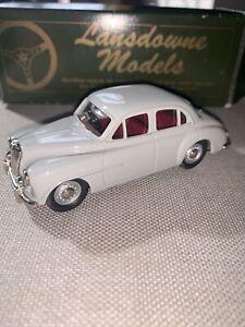 Lansdowne Brooklin Models 1/43 Scale LDM3 - 1956 MG Magnette Z Series Grey Mint