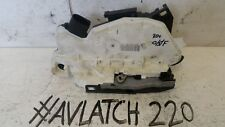 VW CC SEAT IBIZA 2012-2017 DRIVER SIDE FRONT RIGHT DOOR LOCK 5N2837016E